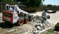 skid steer work Richardson