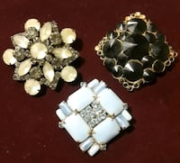 VINTAGE BROOCHES JEWERLY GROUP West Palm Beach, 33405