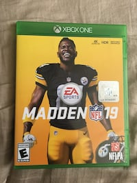 Xbox One EA Sports FIFA 17 game case Riverview, 33579