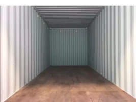 Clean 20ft shipping container