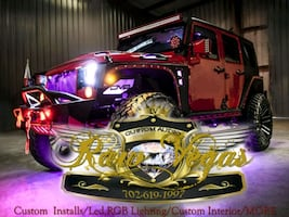 Car/Home/Commercial Customizing