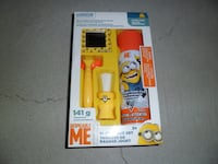 DESPICABLE ME MINIONS PLAY SHAVE SET 141G NEW Richmond Hill