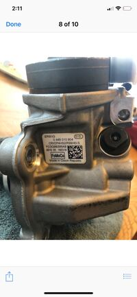 2017 Ford F-350 6.7 Injection pump Crofton, 21114