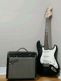 Squire Electric Guitar - Complete Starter Pack 549 km