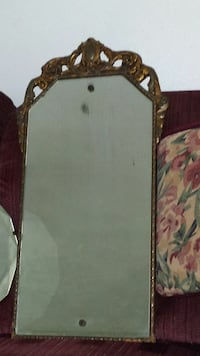 Antique Mirror from early 20th century.