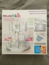 Munchkin high capacity drying rack Severn, 21144