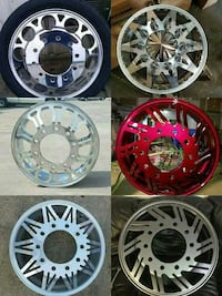 22s and 24s Wheels, Tires and Accessories