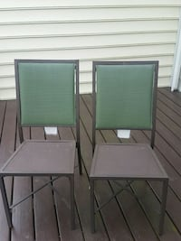 Green Patio Chair