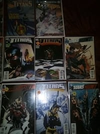 Lots of comics-All in Great Condition