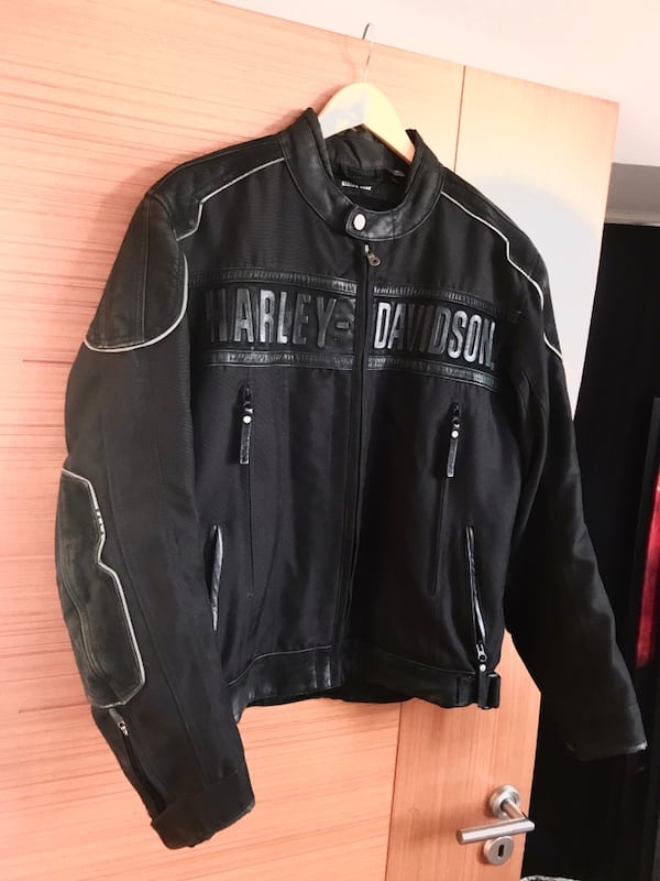 Harley-Davidson FXRG All-Weather Motorcycle Riding Jacket 2fb9f515-63ef-4536-aa5e-86a79e876fe9