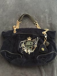 juicy couture tote bag Halifax, B3S 0A2