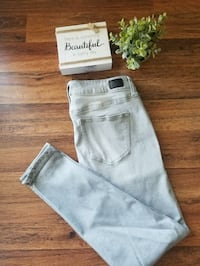 CP skinny jeans light grey