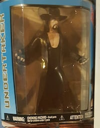 Wwe undertaker  Mission, 78572
