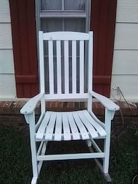 white wooden rocking chair frame Bedford, 76022