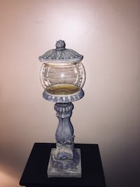 "19"" candle holder Firm price"