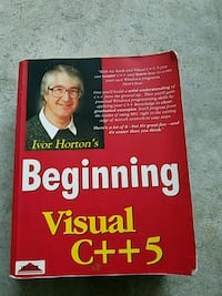 Beginning Visual C++ Woodbridge, 22191