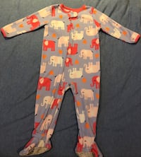 Babygirl Sleepers-18mo by Carters Rockville, 20853