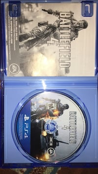 Sony PS4 Star Wars Battlefront game disc Mississauga, L5A 4C3