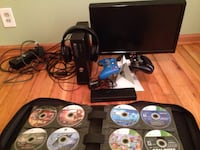 Xbox and Monitor package Chicago