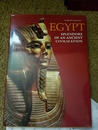 (3) Ancient Egypt Hardcover collection  Halethorpe, 21227
