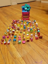 Shopkins toy set Cambridge, N3H 4P3