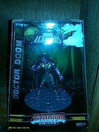 Doctor doom collectible