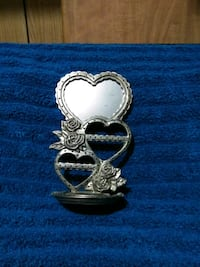 Silver plated earring holder Fairland, 74343
