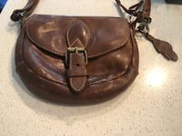 Roots Leather Purse , T7X 0W6