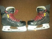pair of gray-and-black ice skates Bowmanville