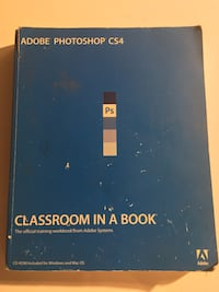 Adobe Photoshop cs4 Classroom In A Book with CD-ROM.  Nashville, 37218