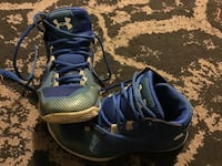 Size 3 Under Armour Shoes for $70 London, N5V 3A4