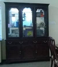 glass display cupboard and shelf MUMBAI