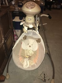 Fisher Price My little Snugapuppy Cradle and Swing 74 km
