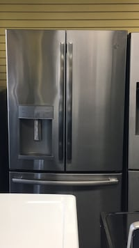 GE open box new French door stainless steel refrigerator  Windsor Mill, 21133