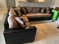 L- Shaped Sectional Couch Herndon, 20171