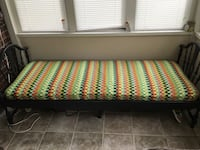 Antique daybed price negotiable  Jefferson City, 37760