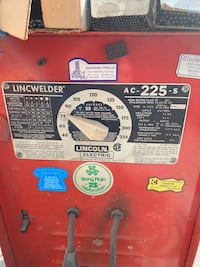 lincoln 225 stick welder Stony Plain, T7Z 1J2