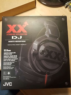 Auriculares JVC HA-MR77X DJ