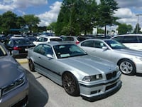 BMW  - 328is - 1996 Silver Spring
