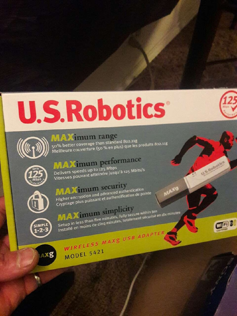 U.S.ROBOTICS 5421 WINDOWS 8.1 DRIVER