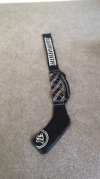 Black and gray warrior ice hockey stick bag South Annville, 17042