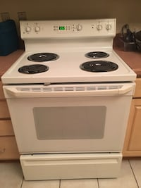 GE electric stove Silver Spring