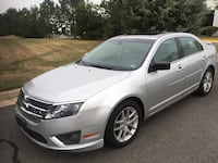 Ford - Fusion - 2012 Dulles