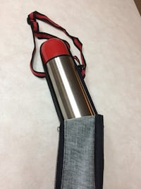 Thermos Stainless Steel with Carrying Case