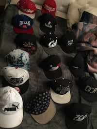 Hats all of them for 20 Del Rey, 93616
