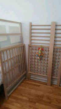 Baby bed IKEA crib