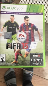 FIFA 15 Xbox One game case 28 km