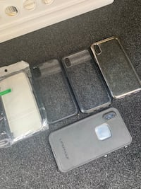 iPhone X/XS Cases $3 Each - (Lifeproof Case  Only sold) Oxnard, 93034