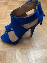 Zara blue sandals Vaughan, L4H 0M9
