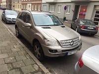 Mercedes Benz ML 280CDI 2007år
